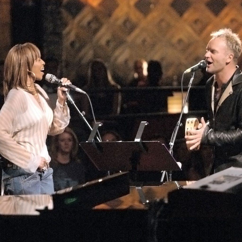 Sting & Mary J Blige