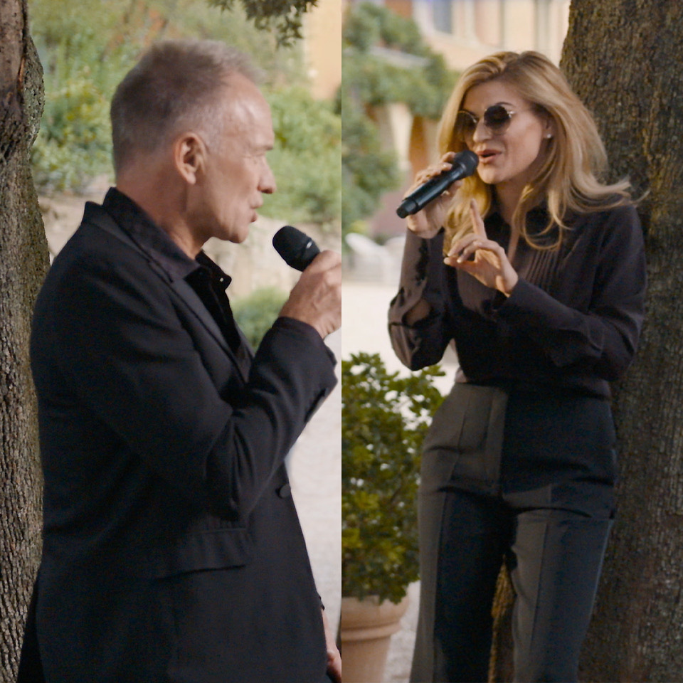 Sting & Melody Gardot