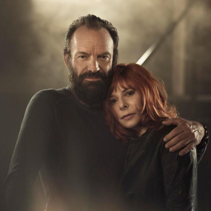 Sting & Mylène Farmer