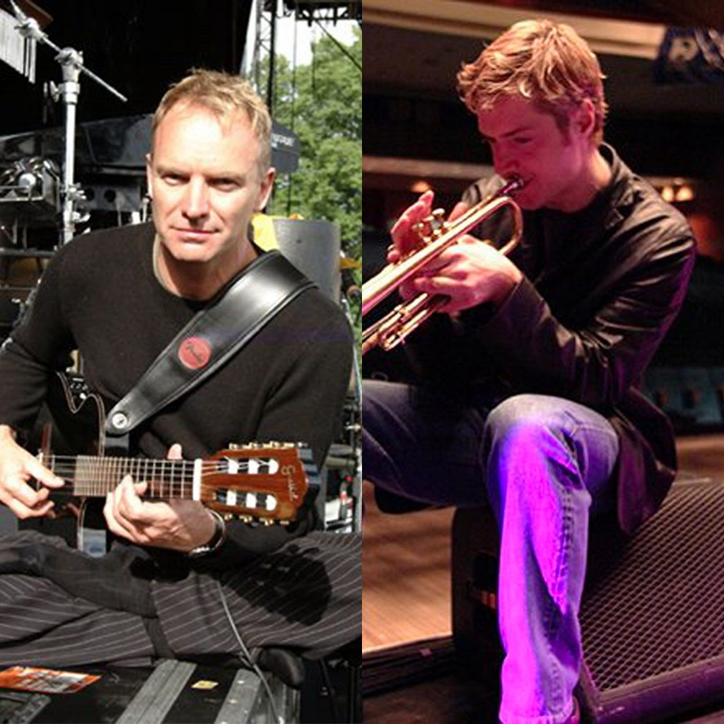Sting & Chris Botti